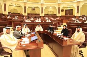 المجلس الاستشاري لإمارة الشارقة يناقش سياسة دائرة الطيران المدني في إمارة الشارقة