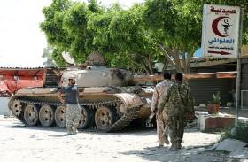 المسماري: تصدينا بحزم لهجوم الميليشيات على قاعدة تمنهنت