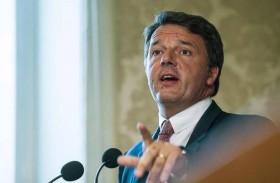 رينزي يغادر الحزب الديمقراطي الإيطالي