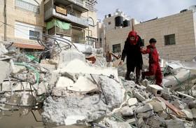 الاحتلال يهدم منزلاً في القدس ويعتقل فلسطينيين