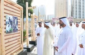 بلدية مدينة أبوظبي تبدأ أسبوع التشجير الـ38 في الحديقة الرسمية تحت شعار « بيئة خضراء مستدامة»