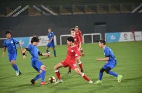 مواهب تحت 14 عامًا تُبدع وتُمتع في الأسبوع الرابع من دوري اتحاد الإمارات لكرة القدم للأكاديميات