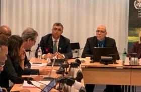الأرصاد يشارك في اجتماع الفريق المشرف على المرحلة الانتقالية للمنظمة العالمية