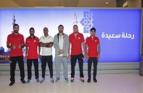 الإمارات تشارك في بطولة العالم للجوجيتسو في كولومبيا