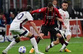 تعثر ميلان يعطي الأمل ليوفنتوس بدوري إيطاليا