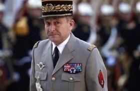 استقالة قائد القوات المسلحة الفرنسية