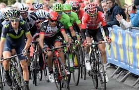 أوليسي يحل في المركز العاشر في سباق «سهم والون» ويتطلع إلى المشاركة في سباق لييج-باستوني-لييج