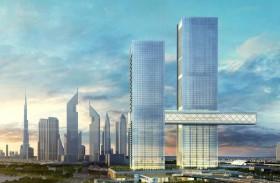 «ون زعبيل» تطلق مرحلة جديدة في بناء «ذا لينك» أكبر المباني المعلقة في العالم