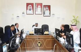 بلدية مدينة العين تطلق مشروع التعاقد الذكي للمستأجر لتأجير الوحدات العقارية