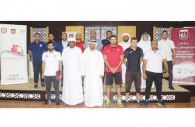 اجتماع تنسيقي مع 12 ناديا للتحضير لبطولة نادي الحمرية لكرة القدم في دورتها السادسةومناقشة لوائح البطولة