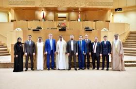 «الوطني الإتحادي » و «الدوما الروسي» يبحثان التعاون البرلماني