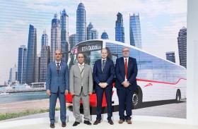 373 حافلة جديدة لـ «طرق دبي» بـ474 مليون درهم