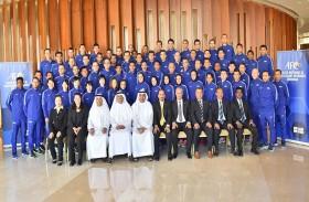 إنطلاق أعمال الدورة التدريبية المتقدمة لحكام آسيا في دبي