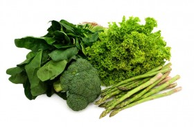 10 فوائد مذهلة للأطعمة خضراء اللون