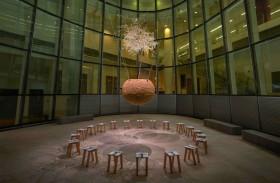 رواق الفن في جامعة نيويورك أبوظبي يعلن عن إطلاق  أرشيفه الرقمي الخاص بمعرض المؤقَّت الدائم