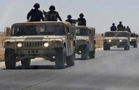 محاكمة خمسة سوريين  قتلوا 7 عسكريين أردنيين
