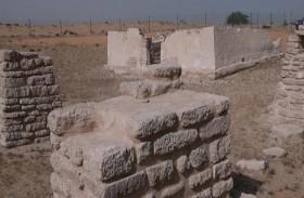 معبد الدور الأثري .. شاهد على حضارة تمتد لآلاف السنين