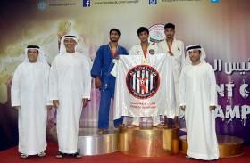 انطلاق الجولة الثانية من دوري كأس زايد الخير للجودو لعام 2018 لفرق تحت 15 سنة للناشئين