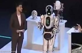 روبوت روسيا الأكثر تطورا.. رجل في الداخل