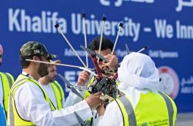 تحدي محمد بن زايد العالمي للروبوت 2020 ينطلق في أبوظبي