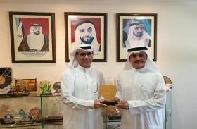 اتحاد الكرة و وزارة الصحة يبحثان سبل تعزيز الشراكة بينهما في المجال الطبي