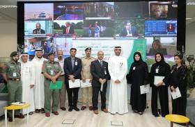 شرطة دبي توجه موظفيها نحو آليات تطوير الذات والتنمية المعرفية