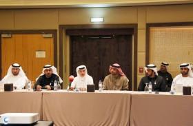 اللجنة العليا تبحث الاستعدادات للنسخة الثانية لطواف الإمارات للدراجات