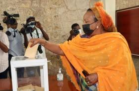 إعادة انتخاب إسماعيل عمر جيله رئيسا لجيبوتي