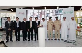 شرطة دبي تبحث سبل تعزيز التعاون مع نظيرتها في شنغاهاي