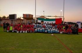 الكتبي : كرة القدم وسيلتنا لتعزيز قيم التسامح والمحبة