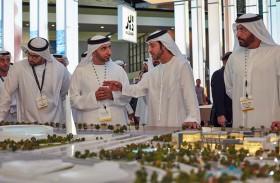 «سيتي سكيب» يتألق بمشروعات عملاقة في إمارة أبوظبي