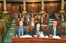 كتلة الدستوري الحر ترفع اعتصامها بالبرلمان