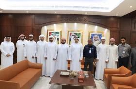 ورشة حكومة دبي تستضيف دورة تدريب مهني بالتعاون مع معهد أبوظبي للتعليم والتدريب المهني