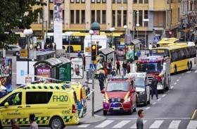المشتبه بتنفيذه  اعتداء فنلندا طالب لجوء