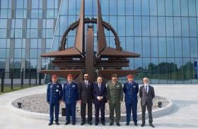 الإمارات تشارك في اجتماع وزراء دفاع حلف «الناتو» ببروكسل