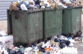 القمامة تثير أزمة بين الزبالين