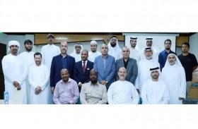 مركز جمعة الماجد ينظم ورشة في إدارة الفوضى الورقية والرقمية