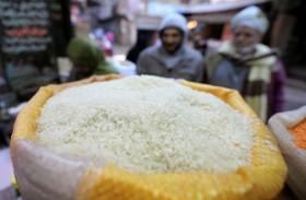 مخزون الأرز المصري  يكفي حتى أكتوبر 2021