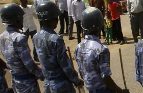 الشرطة السودانية تقبض على محتجين في الخرطوم