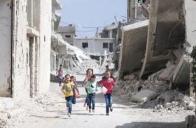 إخلاء جيب تحت سيطرة داعش شرق سوريا
