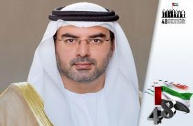 محمد بن خليفة: الاتحاد ذكرى خالدة في قلوب شعب الإمارات