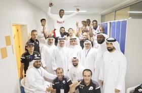 تتويج الفائزات في منافسات «قوى البنات» بالأولمبياد المدرسي