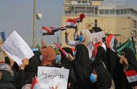 بارزاني في بغداد مع تواصل الحراك السياسي