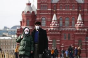 روسيا تسجل 23270 إصابة جديدة بكورونا و799 وفاة خلال يوم واحد