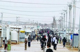 لبنان يدعو المجتمع الدولي لتحمل مسؤولية اللاجئين