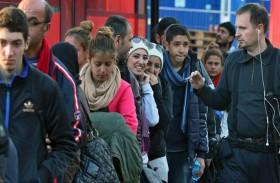 الاتفاق الحكومي في ألمانيا يقضي بخفض عدد اللاجئين