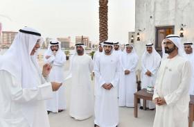 محمد بن راشد يؤكد على ضرورة تشجيع السياحة الداخلية بين إمارات الدولة ومناطقها
