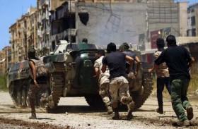 الفوضى في ليبيا منذ سقوط نظام القذافي