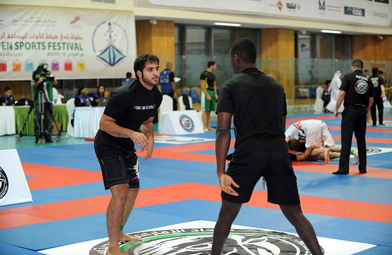 تتويج أبطال الإمارات ب 14 ميدالية ملونة