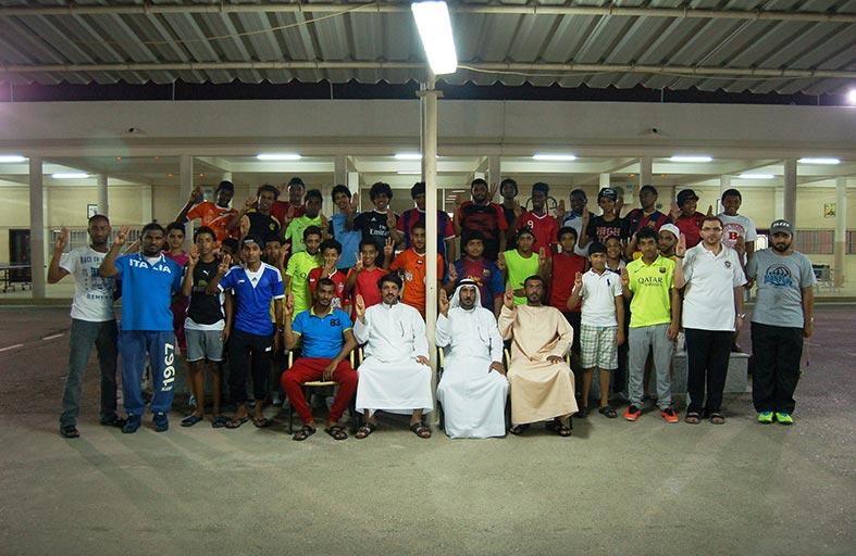 كشافة دبي تستقطب الشباب وتعيد إحياء الألعاب التراثيةفي رمضان